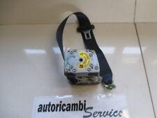 AUDI A6 SW 2.5 TDI AUTO QUATTRO 110KW (1999) RICAMBIO CINTURA DI SICUREZZA POSTE