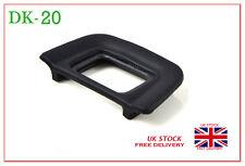 EyeCup Eyepiece DK-20 DK20 Nikon D3000 D3100 D3200 D3300 D5100 D5200 D60 D50 UK.