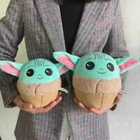 6''/7'' Baby Yoda Plush Doll Star Wars Pillow Stuffed Toy kid's Xmas Gift New