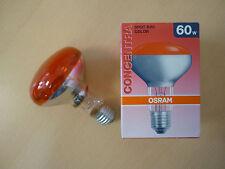 OSRAM CONCENTRA Lampe à réflecteur R80 E27 60W spot Conc R80 Rouge