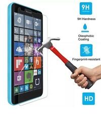 Microsoft Nokia Lumia 535 TEMPERED GLASS SCREEN PROTECTOR ANTI SCRATCH