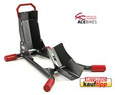 ACEBIKES Motorradständer Radhalter SteadyStand® 15 - 19 Zoll Wippe Ständer