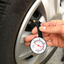New Vehicle Car Motor Tyre Tire Air Pressure Gauge Dial Meter Diagnostic Tester