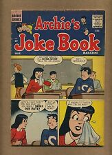 Archie's Joke Book 27 (GVG) 1957 Betty Veronica Jughead Riverdale (c#14049)