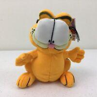 "Nanco Garfield 7"" Plush Toy"