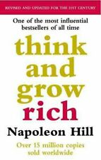 Think And Grow Rich by Napoleon Hill 9780091900212 | Brand New