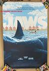 JAWS Screen Print Poster #5/200 by Florey Mondo Artist Bottleneck