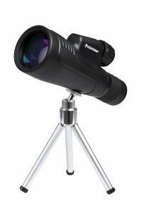 Celestron 10-30 x 50mm OUTLAND X ZOOM MONOCULAR + TRIPOD & CASE #72373 (UK) BNIB