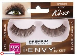 BL Kiss I Envy Espresso 15 Lashes - Two PACK