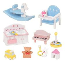 Epoch Sylvanian Families Furniture Doll Accessory Baby Toys Set F/S from Japan