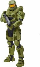 Halo Action Figures 31' Tall Green Armor On Top Of His Black Body Suit