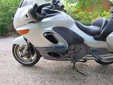 BMW K 1200 LT 2003 LEFT PANEL/FAIRING /PLASTIC SILVER PART 46637664763
