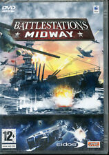 Battlestations Midway Intel Mac strategy game NEW & Sealed