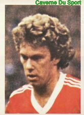 073 TONY WOODCOCK NOTTINGHAM FOREST STICKER FOOTBALL 1980 BENJAMIN RARE NEW