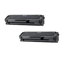 2 PK MLT-D101S D101L Black Toner Cartridge FOR Samsung ML2165W SCX 3405W SF760P