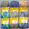 """600g (49.92€/kg) Regia 4-Fach """" Digipix Color """" Sockenwolle Schachenmayr Socken"""