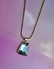 NIB Swarovski Arty Pendant Crystal Necklace 5037544