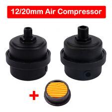 New ListingPlastic Muffler Workshop Air Compressor Silencer Noise Reducer Equipment Filter