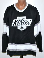 Size S/M adult NHL Los Angeles Kings ice hockey shirt jersey ProWear vintage