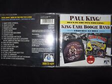 CD PAUL KING / BEEN IN THE PEN TOO LONG / RARE /