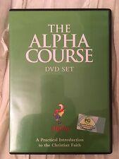 The Alpha Course (dvd set)