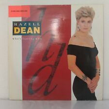 "Hazell Dean ‎– Who's Leaving Who (Vinyl, 12"", Maxi 33 Tours)"