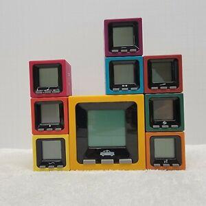 9 Cube World block bash, slugger,kicks,scoop,mic, slim,whip,dodger,hans, WORKS!