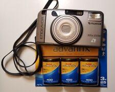 Fujifilm Endeavor 300ix Zoom with three rolls Kodak Advantix 400 film