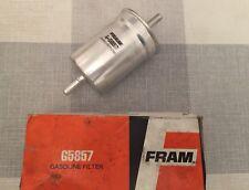 Fram G5857 Petrol FUEL FILTER Fits Citroen Berlingo C2 C3 Dispatch Saxo