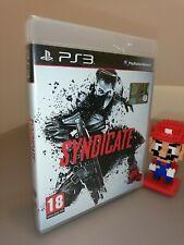 Syndicate Ps3 Playstation 3 Pal Nuovo sigillato versione italiana new