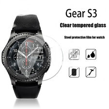 For Samsung Gear S3 S2 Classic Tempered Glass Film Screen Protector Anti-Scratch