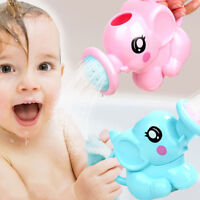 1PC cute elephant watering pot baby bath toy beach play water sand tool toy sg