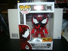 FUNKO POP CARNAGE HOT TOPIC EXCLUSIVE VHTF--
