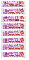 8 EACH Doscher's Famous French Chew STRAWBERRY 8ct Chewy Taffy FREE SHIPPING