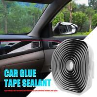 Butyl Rubber Glue Tape Headlight Sealant for Car Headlamp Taillight Windshield