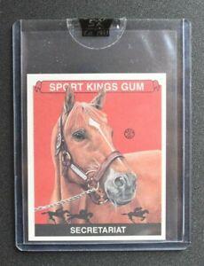 2007 Sportkings A Secretariat mini SP # 35