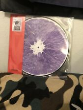 Neck Deep -All Distortions Are Intentional - Purple Picture Disc SEALED Vinyl
