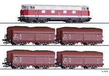 Güterwagenzug Modellgleis I+I