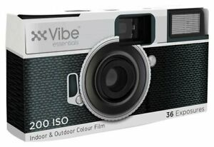 VIBE Single Use 36 Exposure Camera