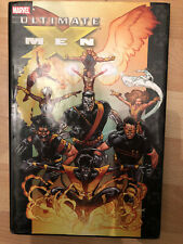 Ultimate X-Men 6 Marvel deluxe Hardback hardcover hb hc graphic novel #58-65