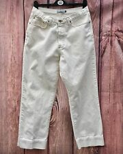 Red Herring women's white Jeans waist 34 S production series 323 100% cotton vgc