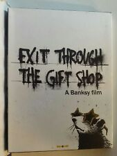 Exit Through the Gift Shop (DVD, 2010) (dv2503)