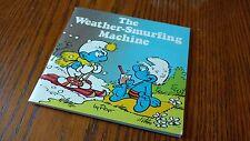 Smurf Book, The Weather-Smurfing Machine, 1982