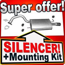 Rear Silencer  MITSUBISHI GALANT 2.0 Exhaust Box APP