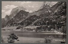 477 P AK  Ansichtskarte  Hintersee mit Reiteralpe   Bayern