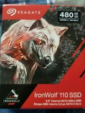 Seagate IronWolf 110 SSD 480GB