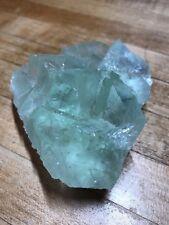 Green Fluorite AAA Quality Ultra-Premium Cystal Gemstone Medium Specimen 028