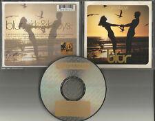 BLUR Girls & Boys 6TRX PET SHOP BOYS REMIXES & UNRELEASED USA Limited CD single