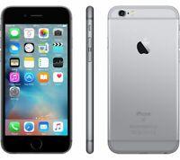 NEW SPACE GRAY VERIZON GSM/CDMA UNLOCKED 128GB APPLE IPHONE 6S PHONE HT51