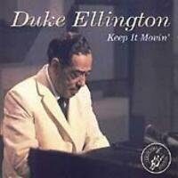 Duca Ellington - Keep It Movin' CD #G1992960